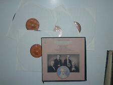 The Budapest Quartet –The Late Quartets - Dischi Vinile Mono - 4 LP+Box USA 1977