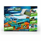 WowWee Toys Power Treads All Surface Vehicles Turbo Race Pack - 60+ Pieces - 2
