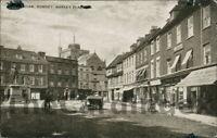 ROMSEY Market Place Postcard HAMPSHIRE Waters., C.T.