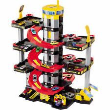 6 Ebenen Parkhaus Kinder Autostrasse Parkgarage Spielzeug Spielstrasse Rennbahn
