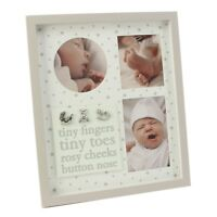 Bambino Multi Photo Frame Tiny Fingers