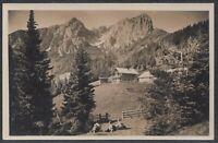 AUT 38022) Echt Foto AK Mutterer Alm bei Innsbruck 1938