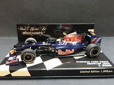 Minichamps - Sébastien Buemi - Toro Rosso - STR4 - 2009 -1:43 - Showcar