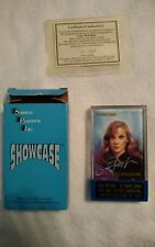 Star Trek TNG Autographed Gates McFadden Card Case COA Limited Edition 390/500
