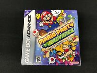 Mario Party Advance (Nintendo Game Boy Advance, 2005)  New  Sealed