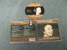 Edith Piaf l'eternal - CD Compact Disc