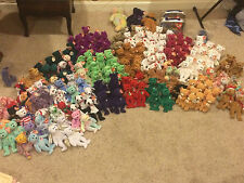 Amazing lot of Retired Ty Beanie Babies!! Perfect Collection!! PLUS more!!