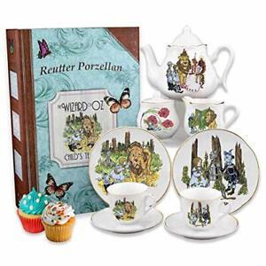 Reutter Porcelain - Story Book Tea Set - Wizard Of Oz