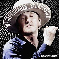 WESTERNHAGEN - MTV UNPLUGGED  2 CD NEU