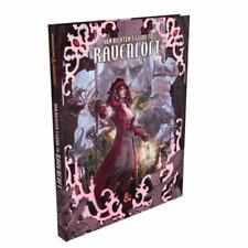 Van richten's Guide to Ravenloft alternativo Cubierta-D&D Dungeons & Dragons -! nuevo!
