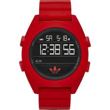 ADIDAS ADH2909 BLACK RED SANTIAGO XL DIGITAL WATCH