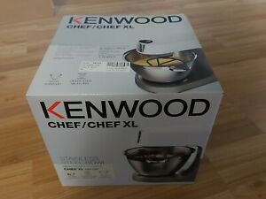KENWOOD STAINLESS STEEL BOWL AW20011018 FOR CHEF SENSE XL