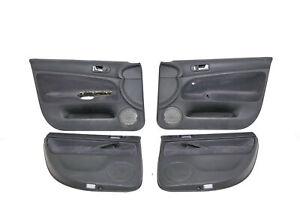 VW Passat 3B Variant Türverkleidung Verkleidung Tür vorne hinten schwarz links