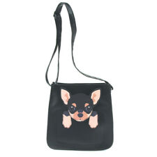 Catseye Spot Bulldog Shopper Einkaufs-Tasche Beutel Umhängetasche Hund Bag Groß