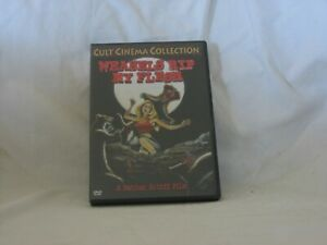 Weasels rip my flesh dvd.Region one NTSC format.