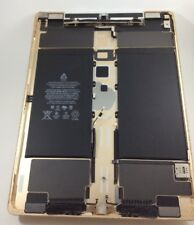 Original Rear Housing Apple iPad Pro A1652 Gold W/cameras,battery,and More