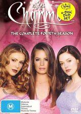 CHARMED : SEASON 4 : NEW DVD