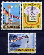 VIETNAM, SOUTH Sc#484-6 1974 International Aid Day MNH