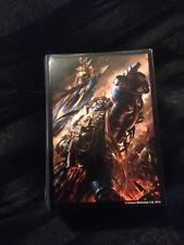 Fuera de imprenta Warhammer CCG espacio Marina 100 Card Sleeves