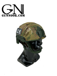 GN-THC- GunNook Tactical Helmet Covers. For Ops-Core Fast and MICH 2001 Helmets