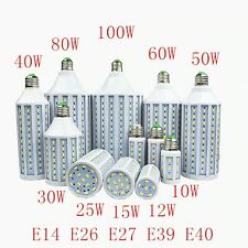 LAMPADA LAMPADINA LED E27 E14 E40  220V 7W 12W 15W 25W 30W 40W 50W 60W 80W 100W