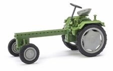Busch Pantalones de harina 210005100 Tractor rs09,verde con GRAUEN FELG ,H0 Auto
