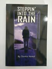 Steppin Into The Rain by Ilonka Harezi - autobiography of Teslar Chip cofounder