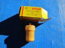 Injecteur Bosch DN0SD287 pour: Citroën: BX 17, C25, Peugeot: J5