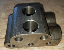 184471M1 New Massey Ferguson Pump Chamber 135 150 165 175 178 2135 35 50 65 +
