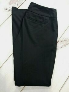 """The LIMITED Collection Cassidy FIT Black Dress PANTS Size 0S Inseam 30"""""""