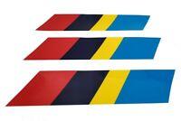 AUTOCOLLANTS STICKERS BANDES PTS DE CALANDRE PEUGEOT 309 GTI PHASE 2