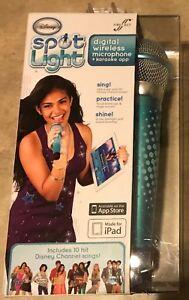 Disney Spotlight DS61 Karaoke for iPad 1 & 2 NEW factory sealed