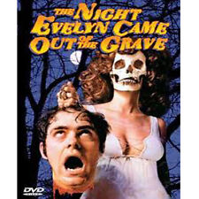 The Night Evelyn Came out of the Grave DVD - NEW