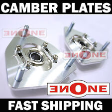 MK1 PillowBall Adjustable Camber Kit Plates 240sx S13 S14 S15 Coilover Kits