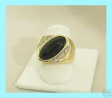 ELVIS TCB JEWELRY 77 IN CONCERT ON TOUR ONYX MYSTERY GEM RING