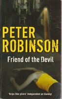 PETER ROBINSON  ___ FRIEND OF THE DEVIL ___ BRAND NEW A FORMAT ___ FREEPOST UK