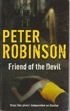 PETER ROBINSON ___ FRIEND OF THE DEVIL ___ BRAND NEW ___ FREEPOST UK