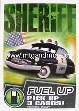 Cars 2 tcg-shérif-fuel up