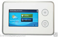 2gig-TS1 Touch Screen Keypad Wireless Security Alarm System Additional