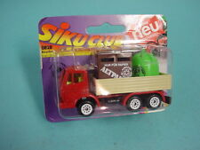 SIKU 0828 recyclage-Téléporteur MB/Top à NEUF dans sa boîte