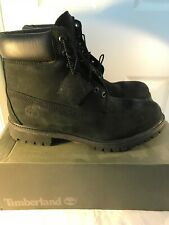 Timberland Toddler 6-Inch Premium Waterproof Boot - Black