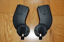 Genuine Petite Star Zia Maxi Cosi Cabriofix or PebbleCar Seat Adaptors Adapters