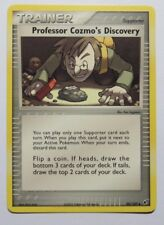 Professor Cosmo's Discovery - 90/107 Ex Deoxys - Pokemon Trainer Card