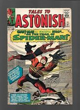Tales To Astonish (1959) #57 Early Spider-Man Crossover Giant Man Wasp