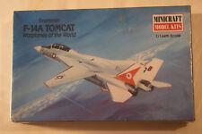USA Grumman F-14 A Tomcat, 1/144 Airplane Model Kit Minicraft 1997