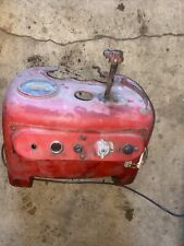 Ih Farmall 300 350 Utility Dash Panel Cover Nice One Antiquetractor