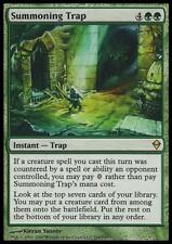 MTG Magic - (R) Zendikar - Summoning Trap - SP