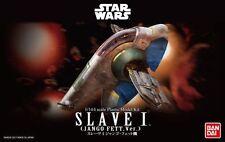 Bandai Hobby BAN215637 Slave I Jango Fett Ver Star Wars 1/144 Plastic Model Ship