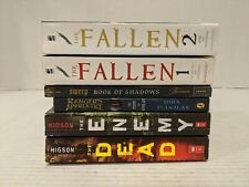 The Fallen, Rangers Apprentice, Sweep, The dead, The Enemy young adult YA FS!!