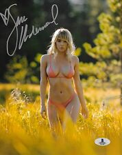 Sara Jean Underwood Signed 8x10 Photo BAS Beckett COA Playboy PMOY Picture Auto